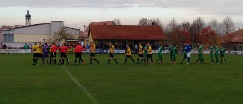 11.11.2018 FV Dittenheim - SV Wettelsheim 3:0 (1:0)