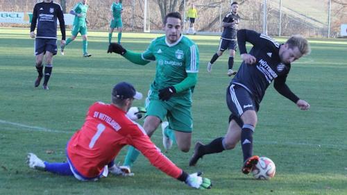 18.11.2018 SV Wettelsheim – TSV Greding 2:4 (1:2)