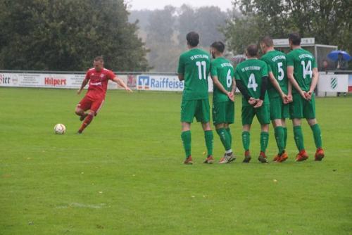 06.10.2019 SV Wettelsheim - TSV Absberg 4:2