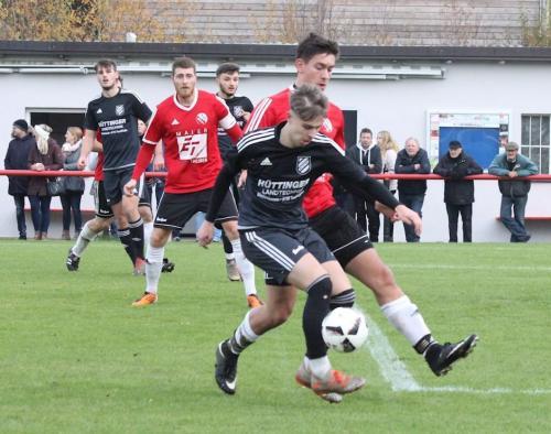 17.11.2019 FC/DJK Weißenburg - SV Wettelsheim 0:0