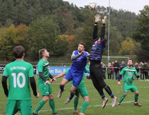 17.10.2020 SG Ramsberg/St. Veit - SV Wettelsheim 0:1 (0:0)
