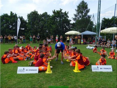 25.-27.08.2021 Campo Ballissimo - Das Fußballcamp