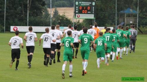 07.08.2021 SV Wettelsheim - TSV Heideck 4:1 (0:0))